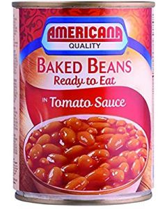 AMERICANA BAKED BEANS 400G (x 2)