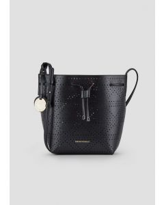 Emperio Armani train bucket bag