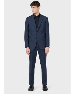 EMPORIO ARMANI  Regular fit suit