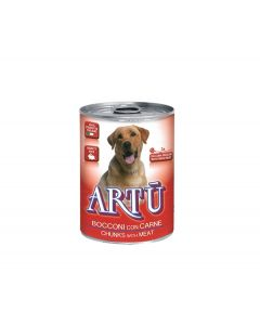 ARTU CHUNKS WITH MEAT 415G