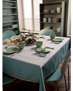 Yves Delorme Atable Cassis Table Cloth