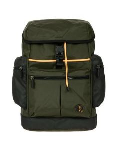 BRICS- EOLO EXPOLRER L BACKPACK- OLIVE