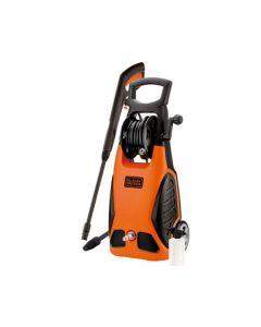 Black & Decker 1800W 140 Bar Pressure Washer, Orange/Black - PW1800SPL-B5