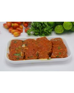marinated steak (per kg)