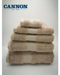 CANNON- TOWEL 70*140 TERRY 100%COT /19-STP MODEL/- BEIGE