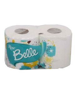 Belle toilet tissue (pack of 6)