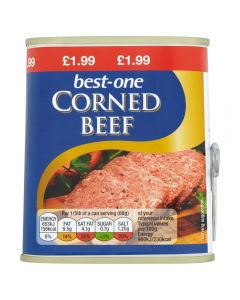 Best One Corned Beef 340g
