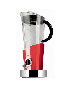 BUGATTI VELA ELECTRONIC BLENDER RED