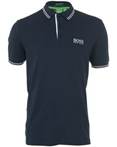 Paddy Pro Short Sleeve Polo Shirt Blue