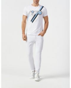 Cavalli Class  Men's Shirt B3JTB716-70114