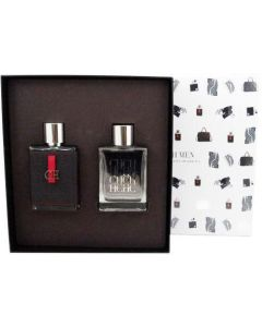 CAROLINA HERRERA CH MEN SET EDT 100ML