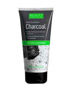 Maquibeauty.com Beauty Formulas - Detox cleanser with Activated Charcoal