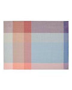 CHILEWICH CHROMA TABLE MAT 14*19- DUSK