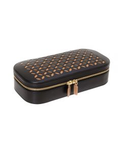 WOLF CHLOÉ SMALL JEWELRY BOX BLACK