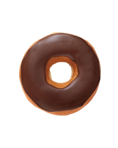 speacial dougnut (chocolate) x2
