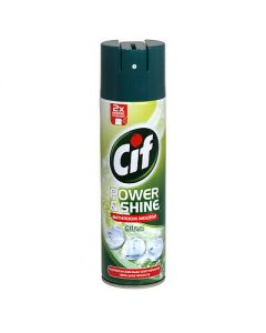 CIF POWER & SHINE BATHROOM MOUSSE