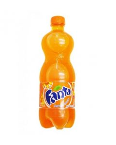 FANTA  PET BOTTLE 60CL (x6 bottles)