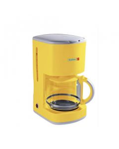 Scanfrost Coffee Maker Sfkac-1401 Yellow