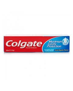 COLGATE MAX CAVITY PROTECTION 140G (X2)