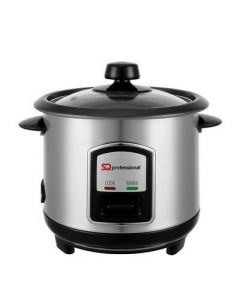 SQ Professional Non Stick Stainless Steel Automatic Electric Rice Cooker