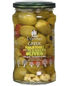 CYPRESSA OLIVE PITTED 200G