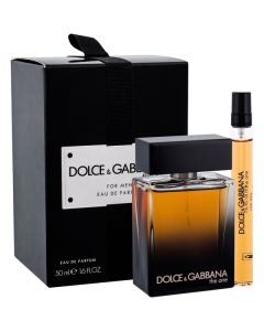 D&G-SET(50ml + TS10ML)THE ONE EDP