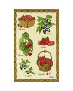 BEAUVILLE towel The Cat 19.5 * 31.20 inches