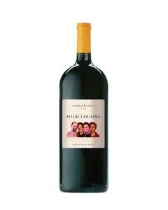 FOUR COUSINS SWEET RED 750ML