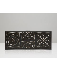 WOLF MARRAKESH SAFE DEPOSIT BOX BLACK