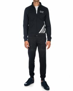 EMPORIO ARMANI- TRACK SUIT TUTA SPORTIVA- NIGHT BLUE