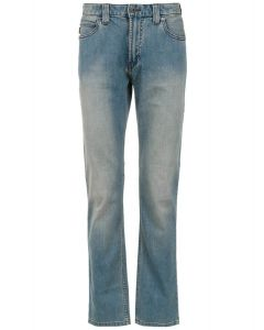 EA- MAN DENIM 5 POCKETS PANTS