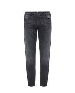EMPORIO ARMANI- DENIM BLACK JEANS