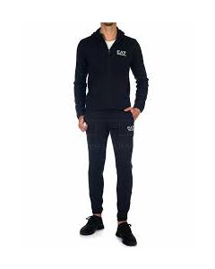 EMPORIO ARMANI- SWEAT SHIRT FELBA- BLACK