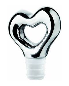 GUZZINI- BOTTLE STOPPER LOVE- CHROME