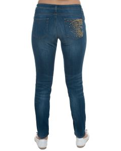 VERSACE COLLECTION DONNA JEANS - BLUE
