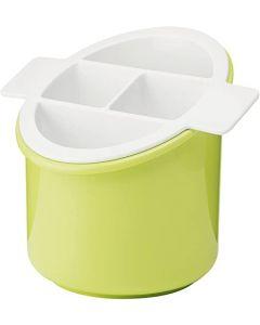 GUZZINI CUTLERY DRAINER (Forme Casa) Green