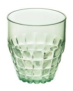 GUZZINI- LOW TUMBLER TIFFANY- GREEN