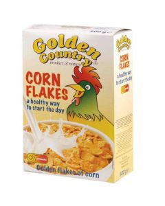 GOLDEN COUNTRY CORNFLAKES