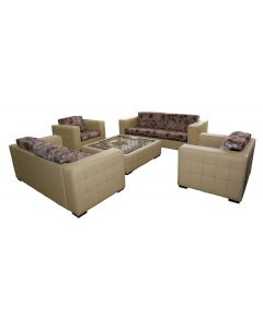 Cubic Sofa Set