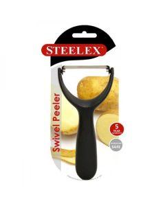 STEELEX SWIVEL PEELER