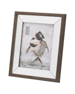 HILL- TITAN MIRROR AND WOOD 8*10 FRAME