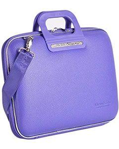Bombata Firenze Briefcase 15-Inch Violet