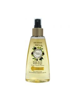 JEP DIVINE OLIVE HUIL SECHE CORPS & CHEVEUX 150ML (body &hair oil)
