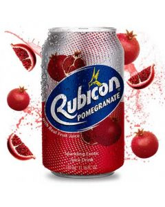 RUBICON POMEGRANATE SPARKELING DRINK (X 3 cans)