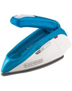 Black & Decker Dual Voltage Travel Steam Iron, Ti250-b5
