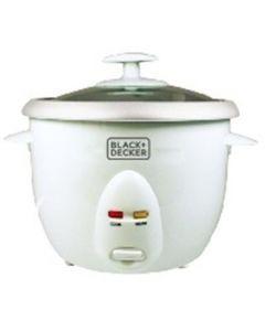 Black & Decker Rice Cooker 0.6 Litre