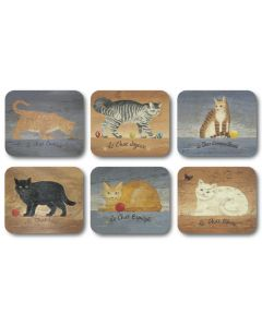 Jason Stray Cats Placemats