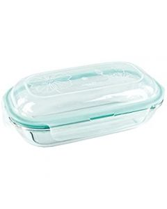 JWP CLEARLY OVAL CONTAINER 1L DOME