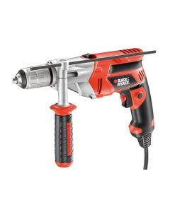 Black and Decker Percussion Hammer Drill, KR703K-AE, 700W