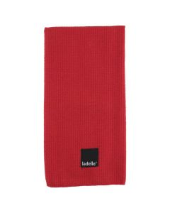 LADELLE- MICROFIBRE RED KITCHEN TOWEL